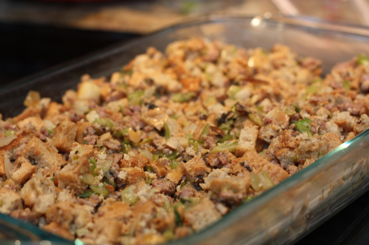 Thanksgiving Turkey Dressing  Grain Free Thanksgiving Stuffing Against All Grain