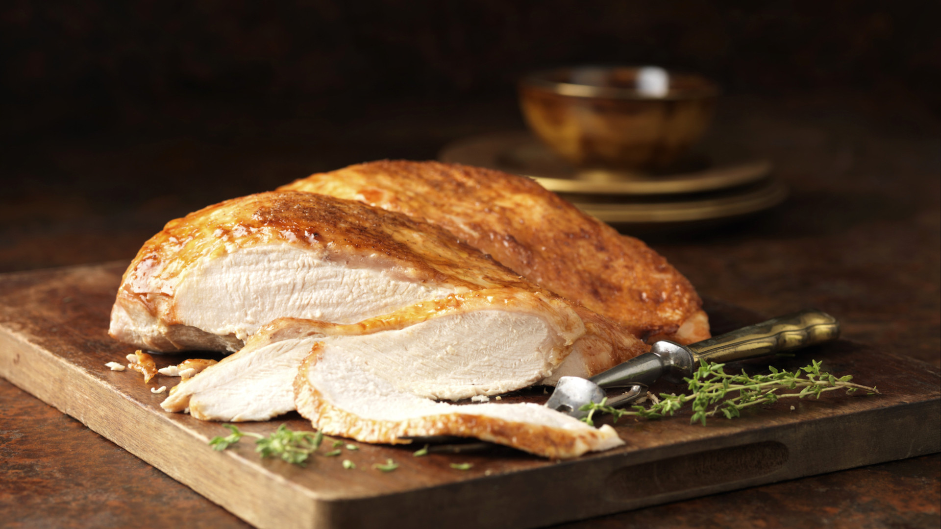 Thanksgiving Turkey For Two  Thanksgiving dinner for two Turkey breast recipes for a