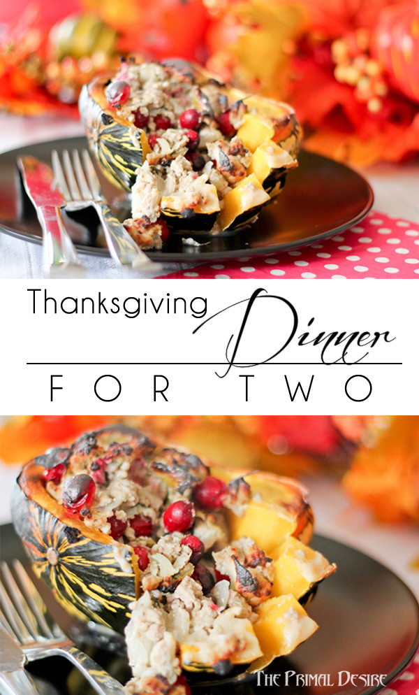 Thanksgiving Turkey For Two  Paleo Thanksgiving for Two The Primal Desire