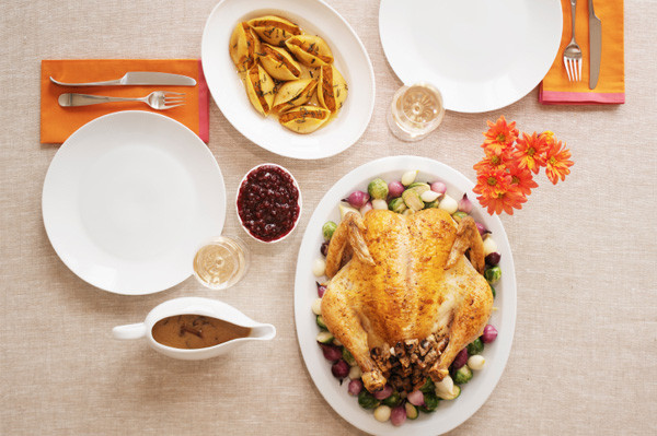Thanksgiving Turkey For Two  The perfect portions Thanksgiving dinner for two