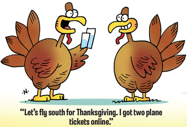 Thanksgiving Turkey Images Funny  35 Funny Thanksgiving Day Jokes and ics – Boys Life