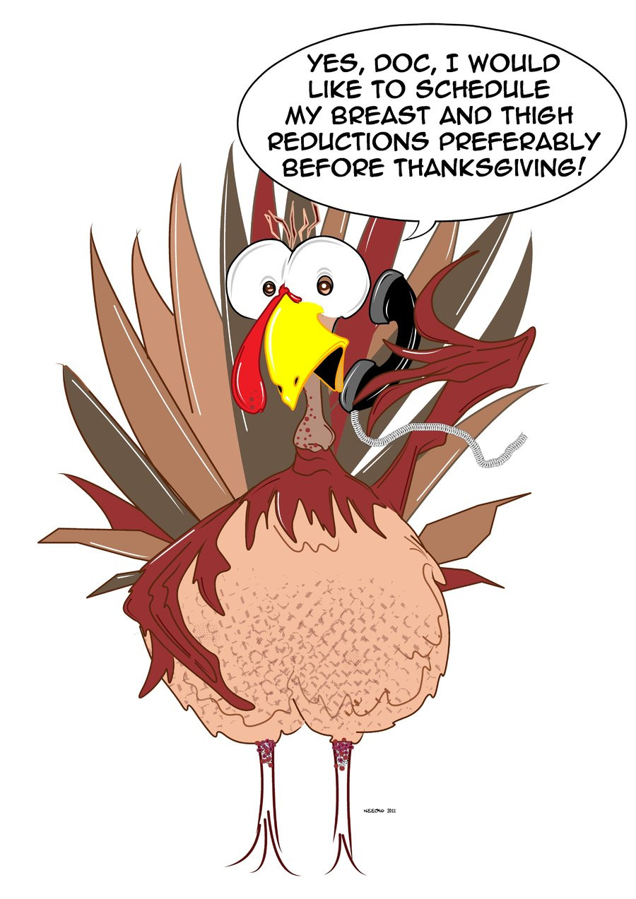 Thanksgiving Turkey Images Funny  Shelly s Gobble Gobble