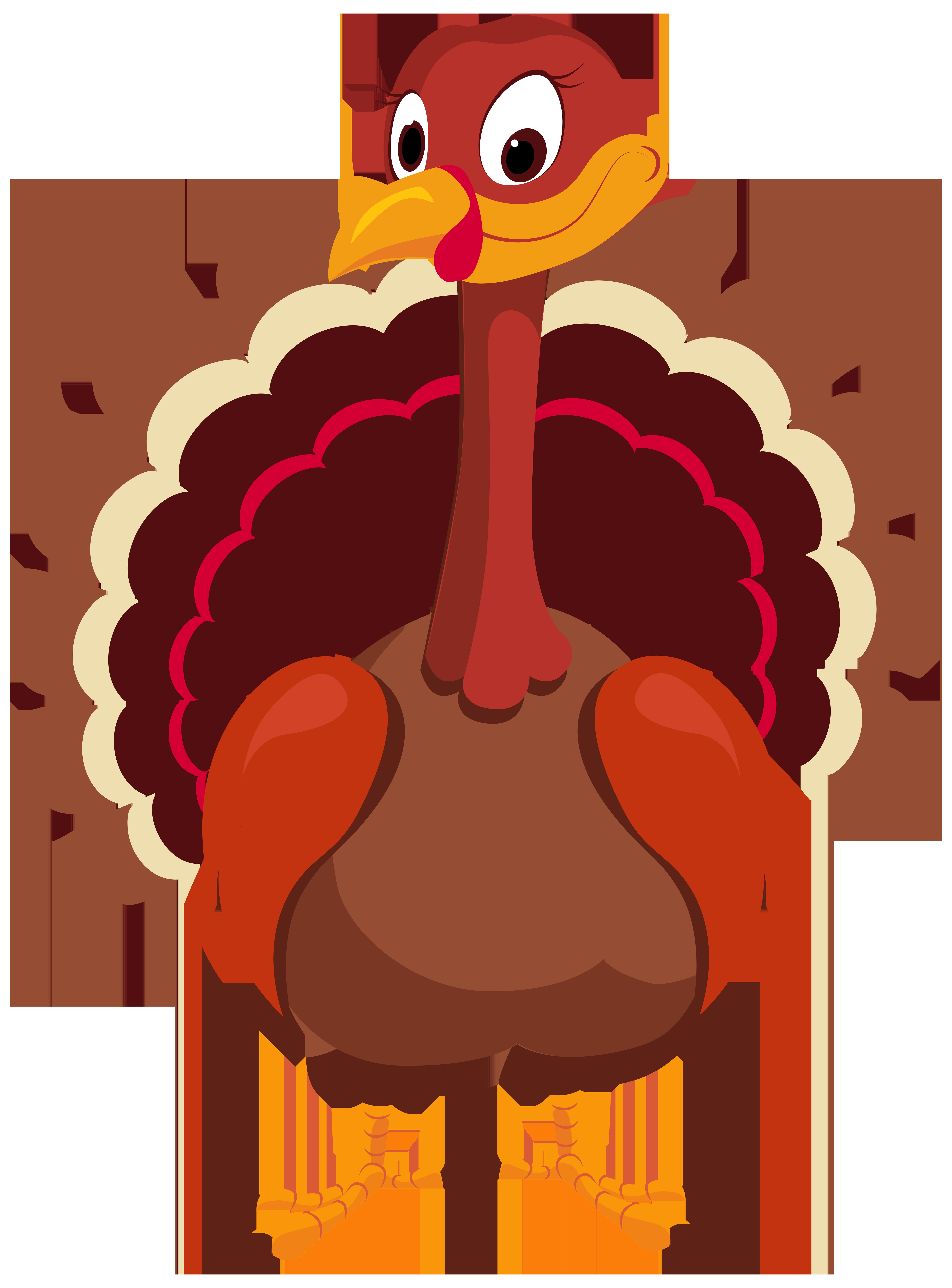 Thanksgiving Turkey Pictures Clip Art  Turkey clipart png transparent Pencil and in color