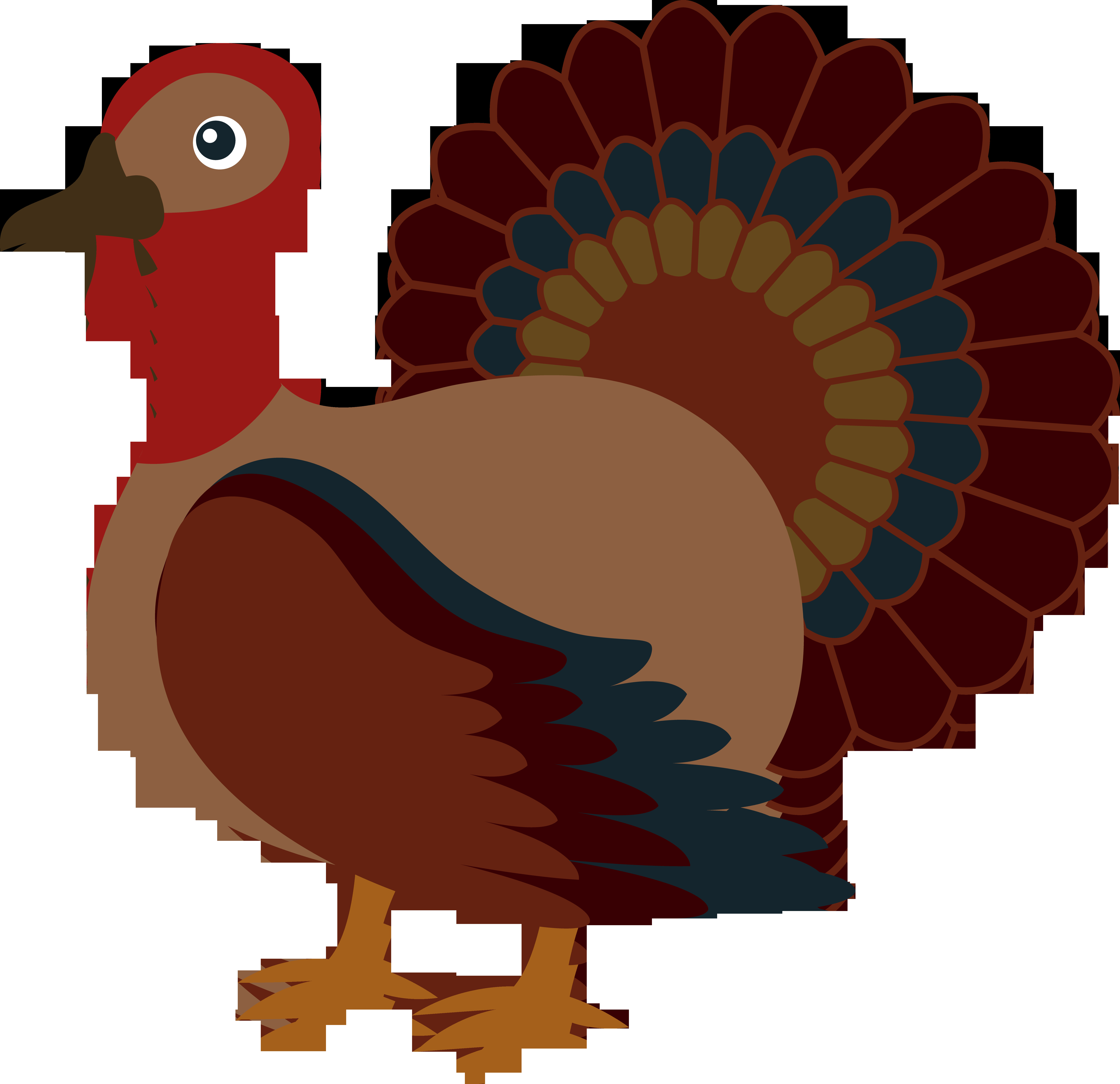 Thanksgiving Turkey Pictures Clip Art  Free Turkey Clip Art Clipartix