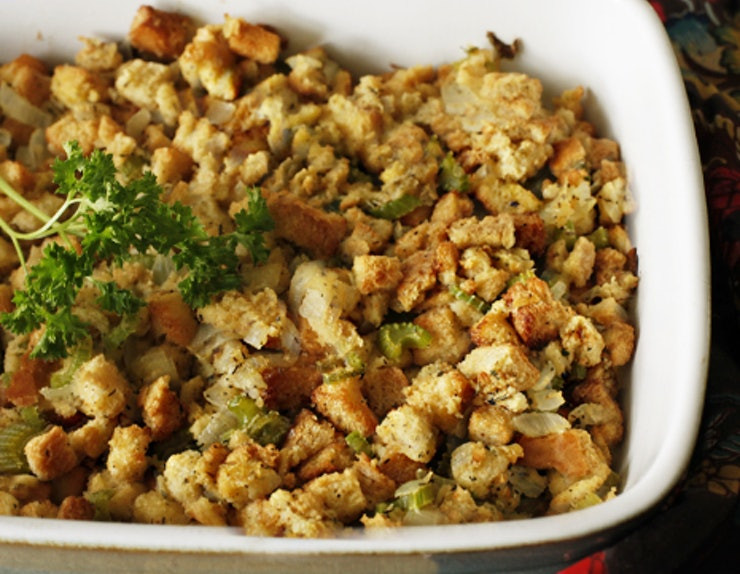 Thanksgiving Turkey Recipe With Stuffing  7 Easy Thanksgiving Stuffing Recipes That ll Spice Up Your