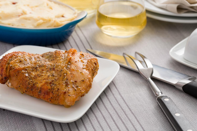 Thanksgiving Turkey Rub  Best Turkey Rub Recipes Baked Turkey Breast Delish