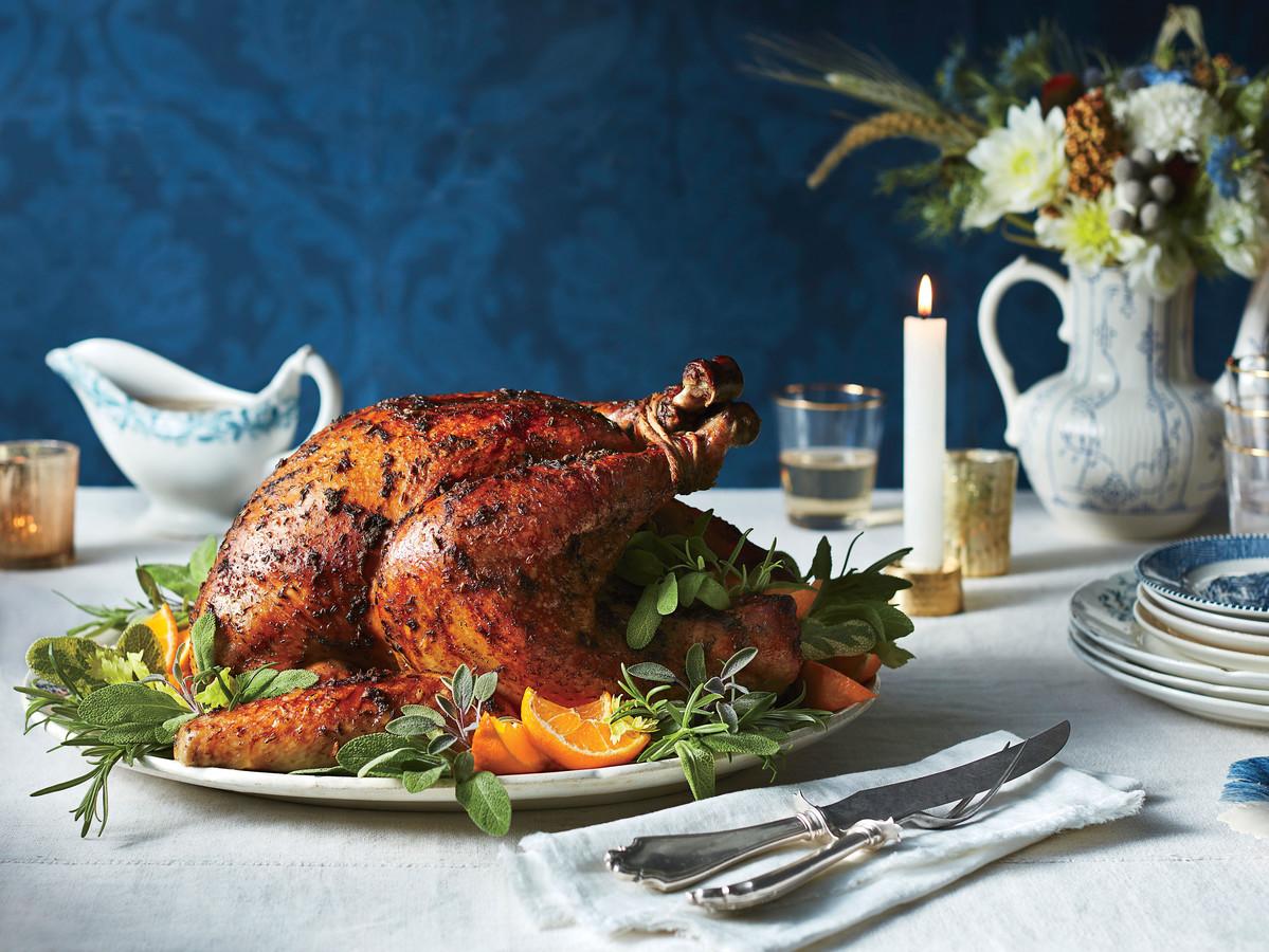 Thanksgiving Turkey Rub  Turkey Rub Recipe Southern Living