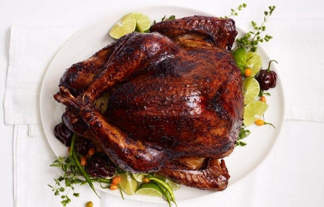 Thanksgiving Turkey Rub  50 Thanksgiving Turkey Recipe Ideas Whether You're Cooking
