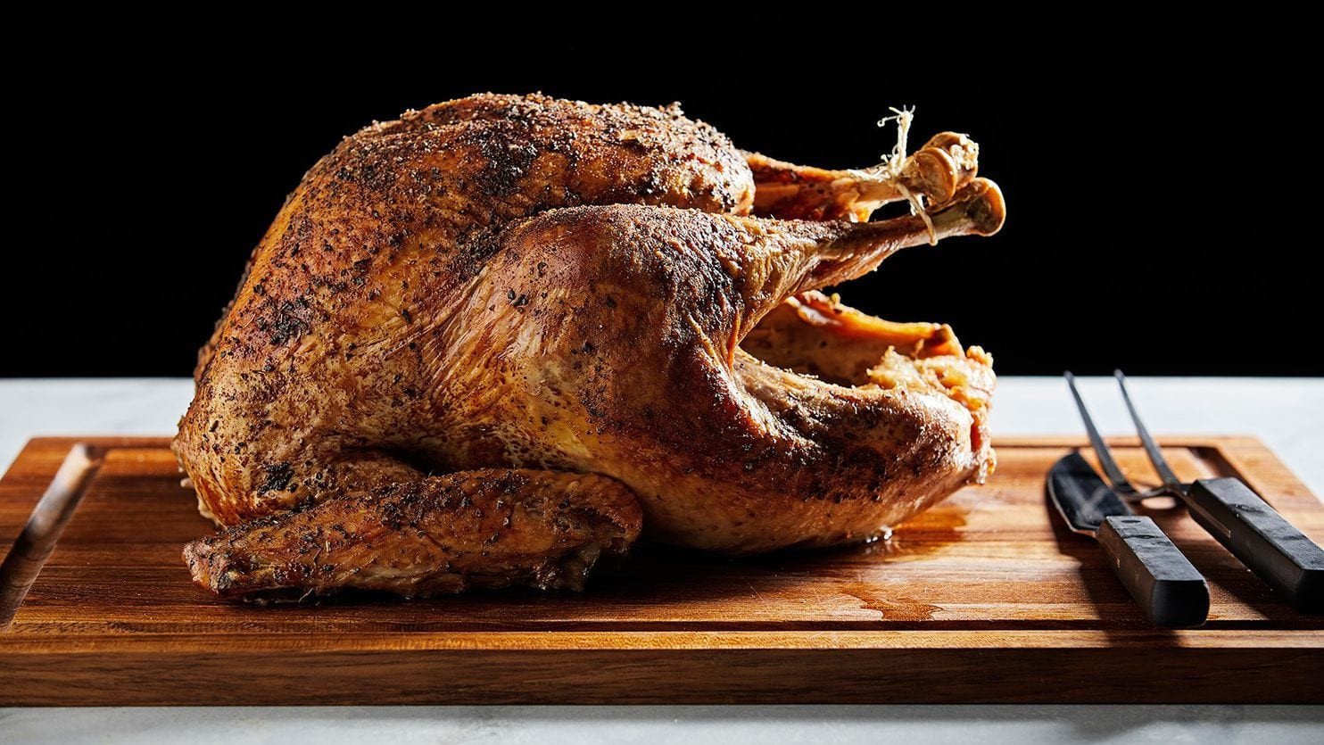 Thanksgiving Turkey Rub  Thanksgiving turkey can be as simple as rub and roast