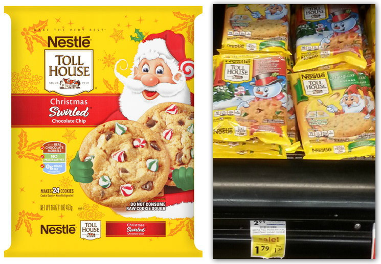 Toll House Christmas Cookies  Nestle Morsels Coupon