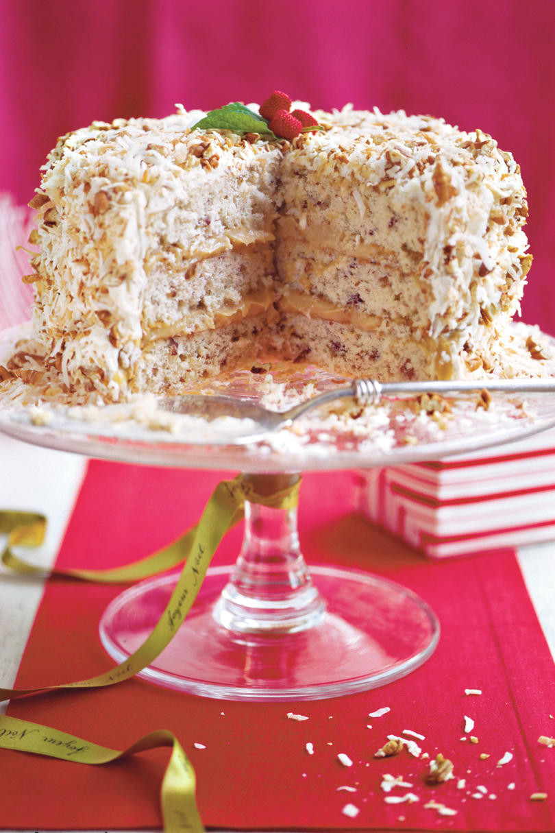 Top 10 Christmas Cake Recipes  Luscious Layer Cakes Southern Living