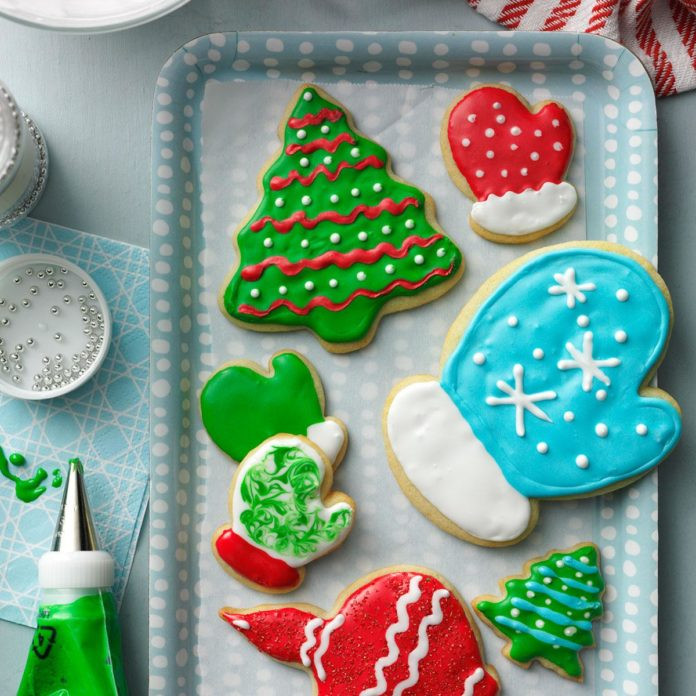 Top 10 Christmas Cookies  10 Best Christmas Cookie Recipes