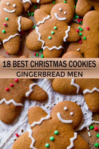 Top Christmas Cookies 2019  18 Best Christmas Cookie Recipes 2019