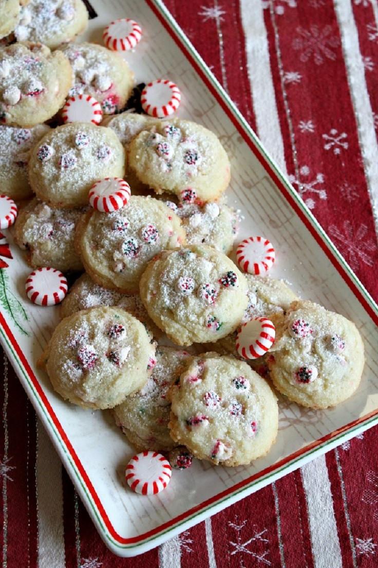 Top Ten Christmas Cookies  Top 10 Best Ideas for Festive Christmas Cookies Top Inspired