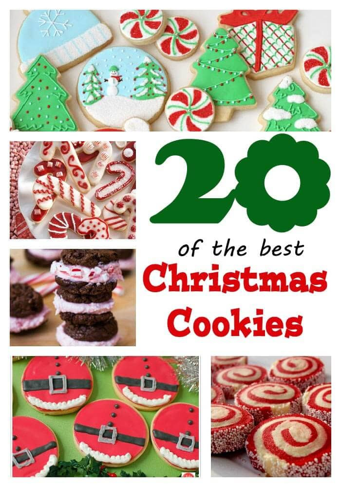 Top Ten Christmas Cookies  Some of the BEST Christmas Cookies I Heart Nap Time