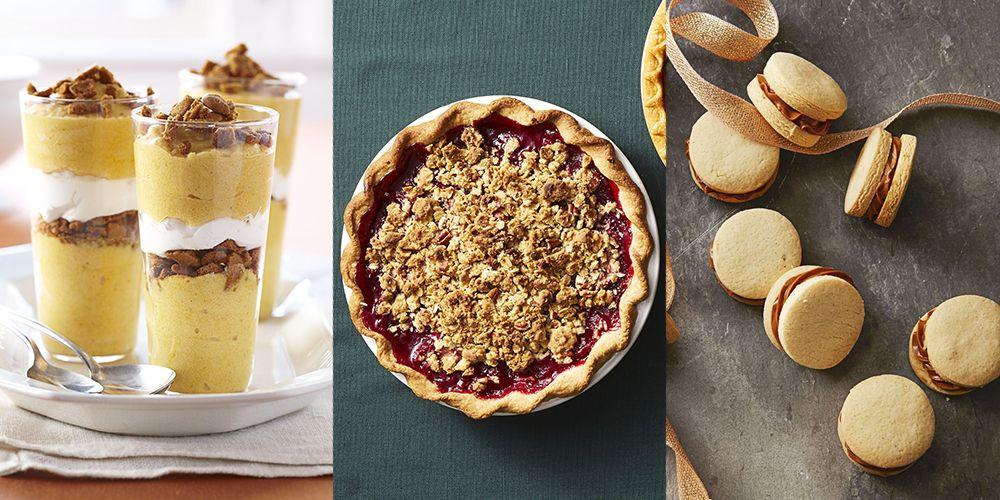 Top Thanksgiving Desserts  63 Best Thanksgiving Dessert Recipes Easy Thanksgiving