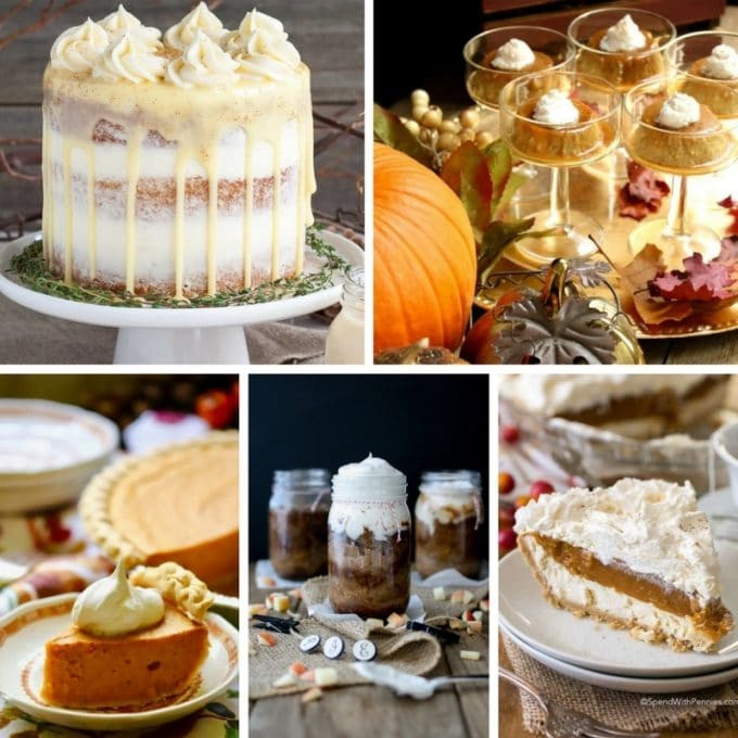 Top Thanksgiving Desserts  31 Best Thanksgiving Dessert Recipes