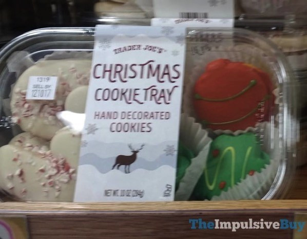Trader Joe'S Christmas Cookies  Spotted on Shelves Archives The Impulsive Buy