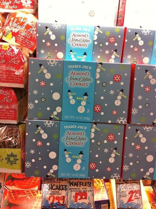 Trader Joe'S Christmas Cookies  Seasonal Products At Trader Joe s For Thanksgiving
