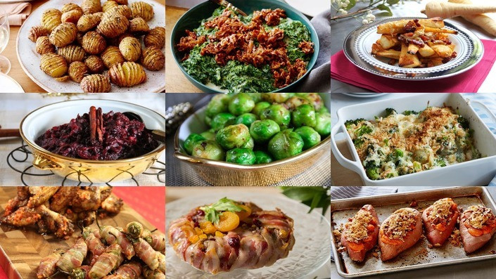 Traditional Christmas Dinner Side Dishes  80 Christmas Side Dishes Recipes