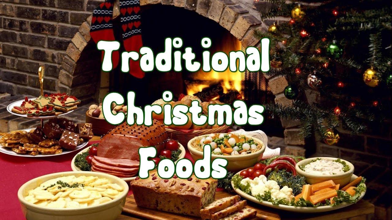 Traditional Christmas Dinners  Traditional Christmas Foods