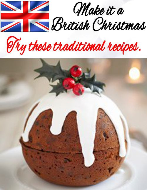 Traditional English Christmas Desserts  17 Best ideas about English Christmas on Pinterest