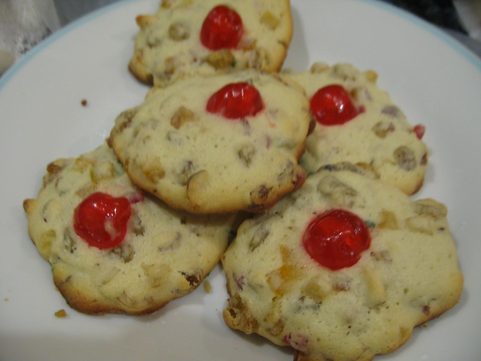 Traditional Irish Christmas Cookies  Irish Whiskey Christmas Cookies