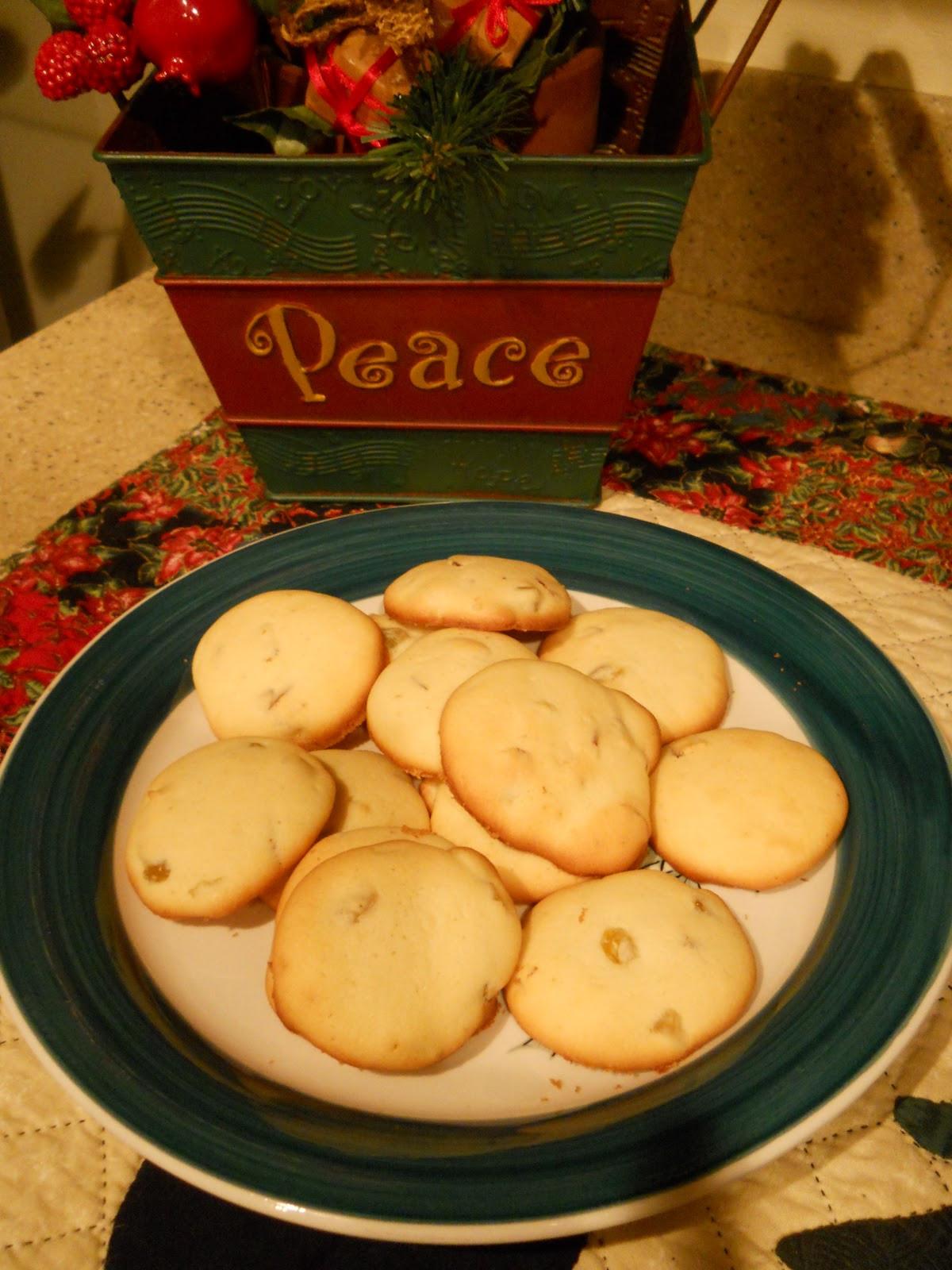 Traditional Irish Christmas Cookies  Celtic Heart Knitting and Quilting Irish Whiskey