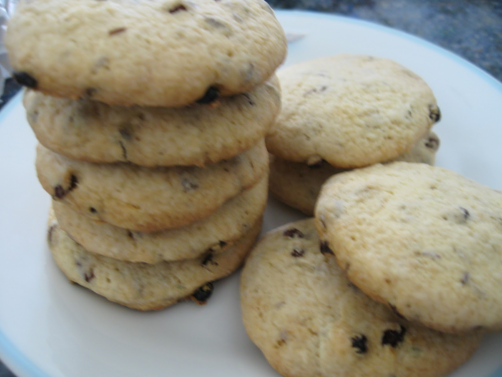 Traditional Irish Christmas Cookies  Irish Christmas currants & caraway seed cookies