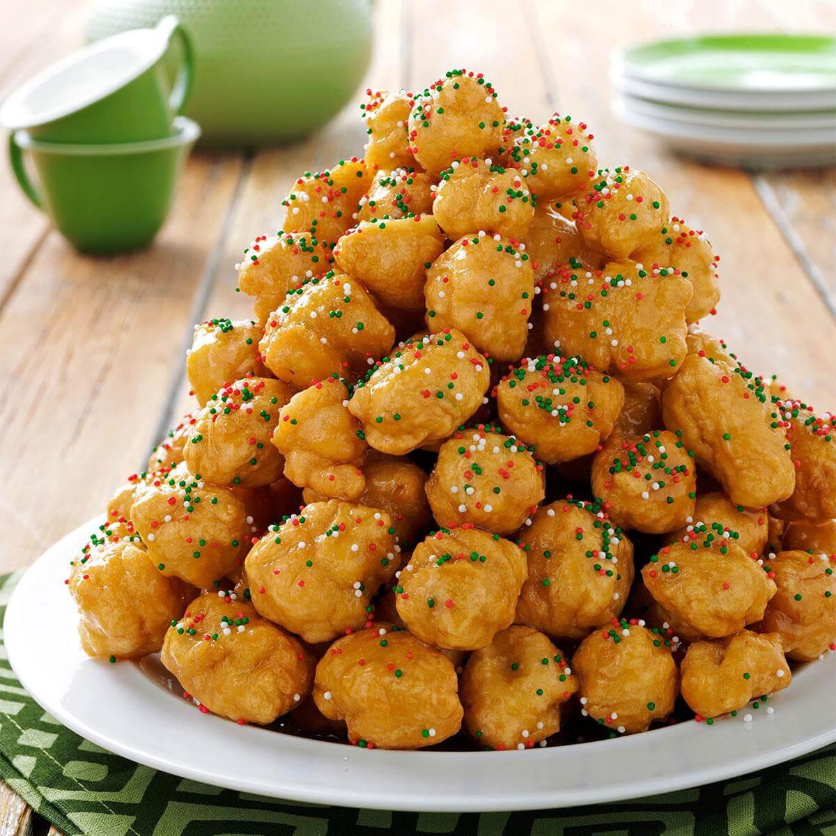 Traditional Italian Christmas Desserts  Italian Holiday Cookies Recipe
