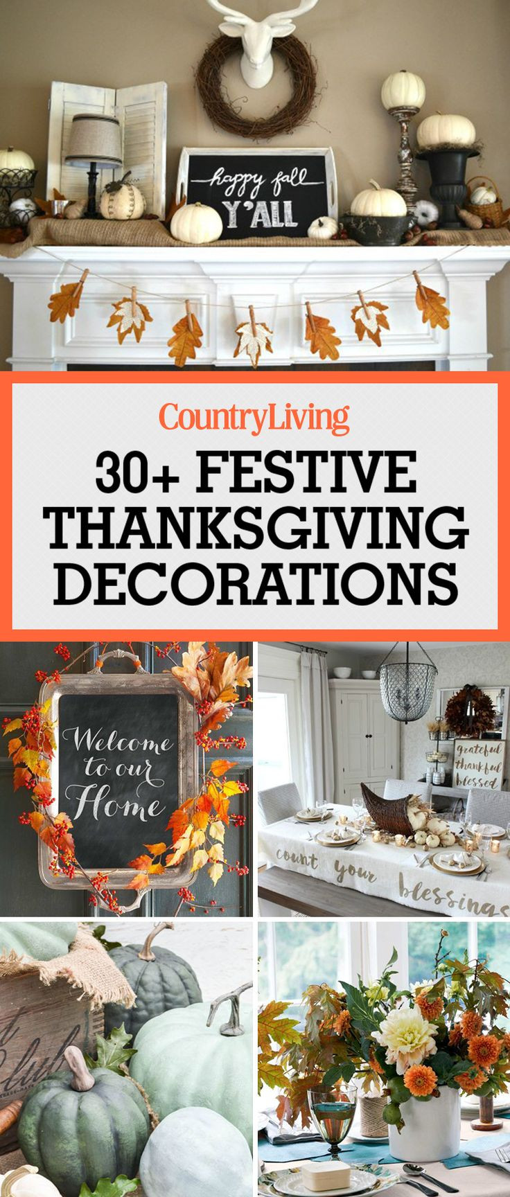 Turkey Decorations For Thanksgiving  1000 ideas about Thanksgiving Decorations on Pinterest