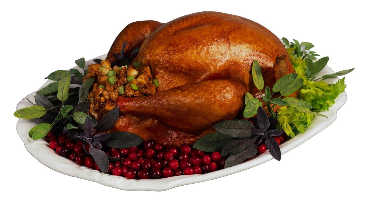 Turkey On Thanksgiving  Top 10 Favorite Thanksgiving Dishes ward State