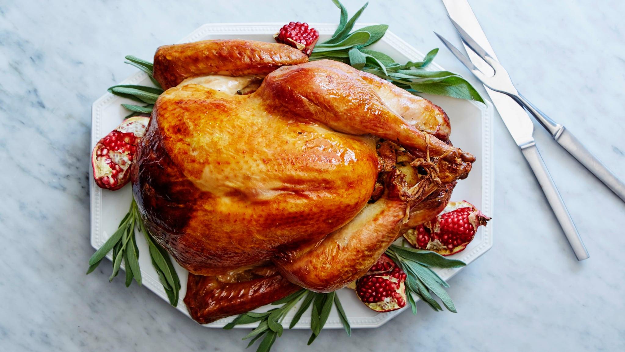 Turkey On Thanksgiving  Martha Stewart Thanksgiving Turkey Recipe