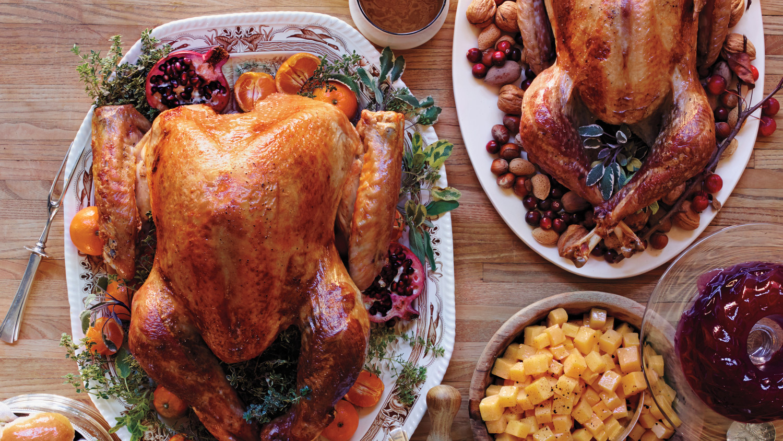 Turkey On Thanksgiving  Thanksgiving Turkey Recipes