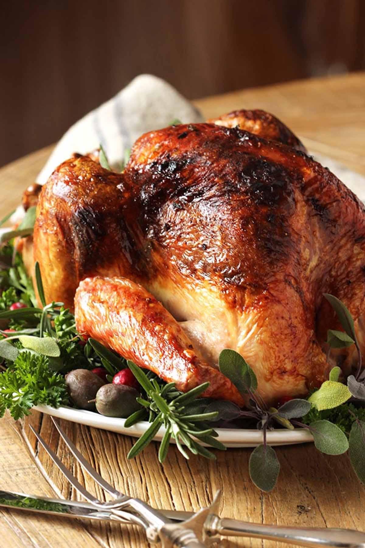 Turkey Picture For Thanksgiving  19 Best Thanksgiving Turkey Recipes Easy Roast Turkey