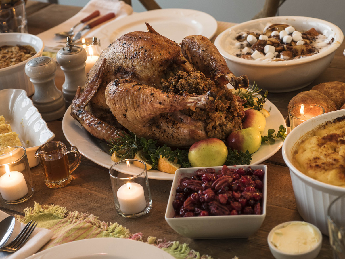 Turkey Prices For Thanksgiving 2019  Thanksgiving Dinner Cost Cheaper This Year Study Says