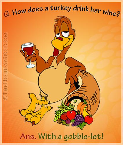 Turkey Puns Thanksgiving  Thanksgiving Turkey Jokes