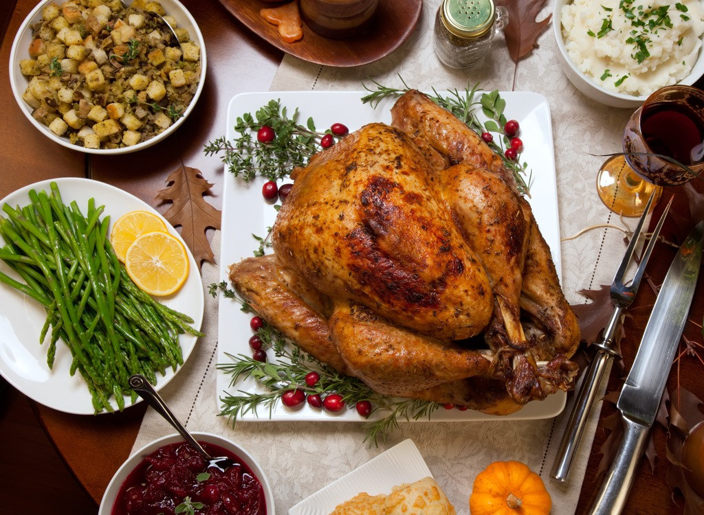 Turkey Recipes For Thanksgiving Dinner  The ly 25 Thanksgiving Recipes You ll Ever Need