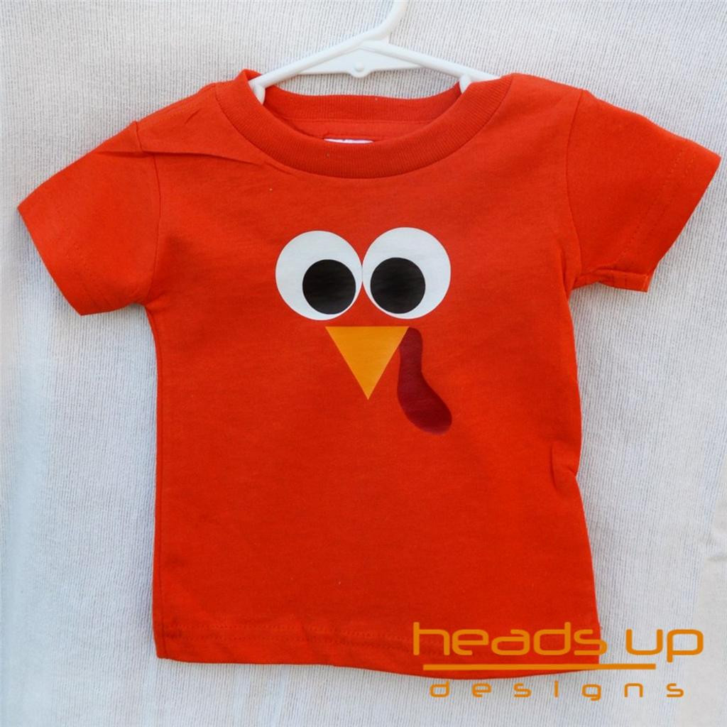 Turkey Shirts For Thanksgiving  Thanksgiving Shirt Turkey Shirt Infant esie Boy Girl Kid