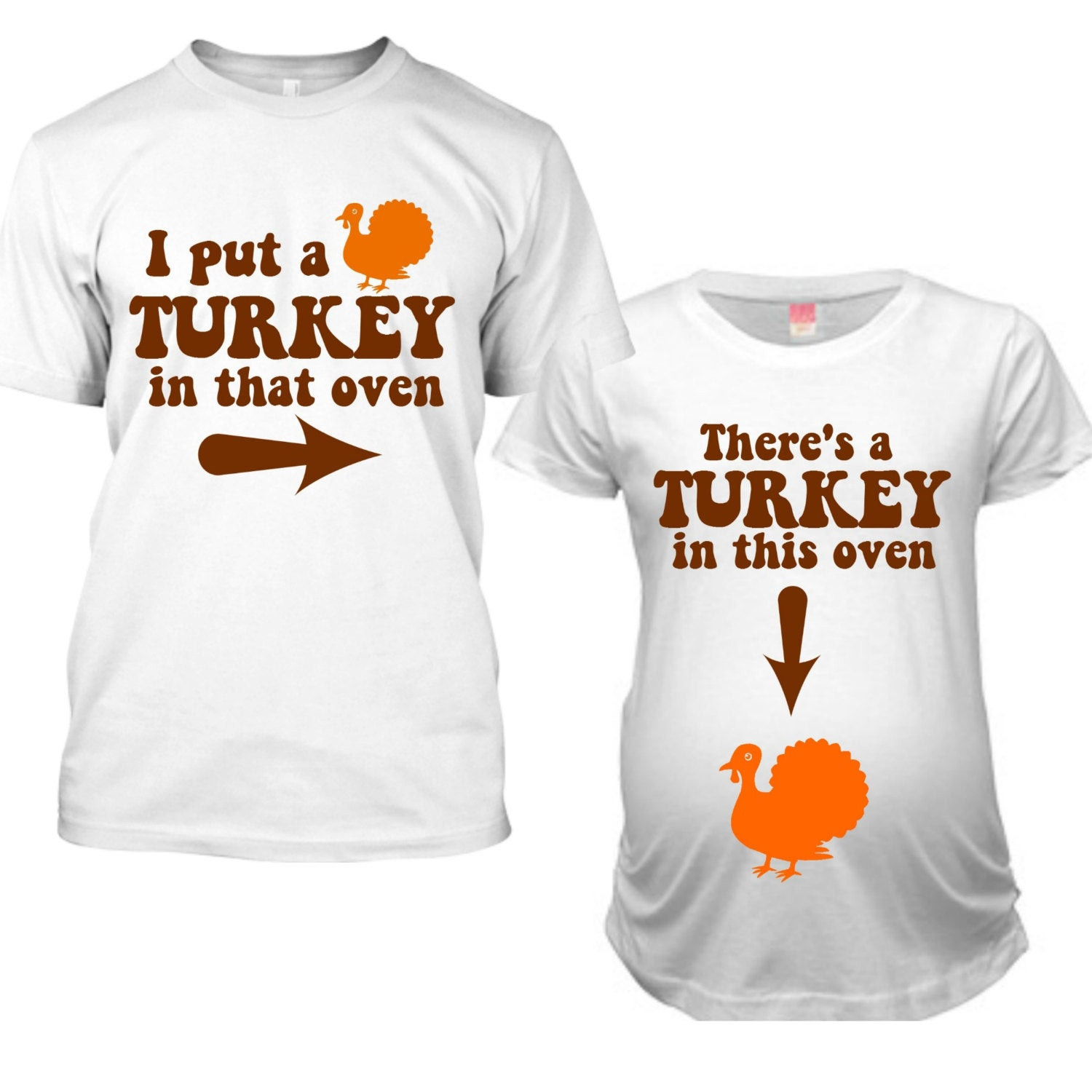 Turkey Shirts For Thanksgiving  Thanksgiving Maternity Shirt Matching Thanksgiving Outfits