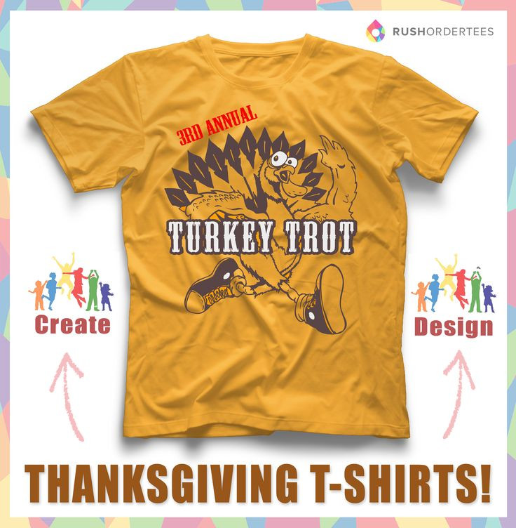 Turkey Shirts For Thanksgiving  16 Best images about Thanksgiving T Shirt Design Idea s on