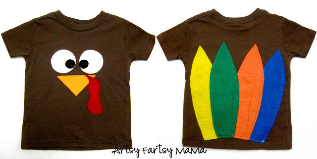 Turkey Shirts For Thanksgiving  Turkey Shirt
