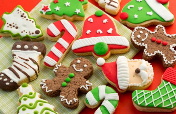 Type Of Christmas Cookies  My Top 3 Types of Christmas Cookies – Chelsea Crockett