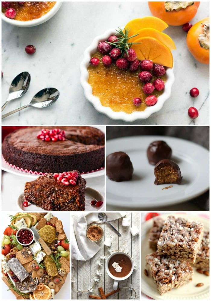 Unique Christmas Desserts  Unique Christmas Recipes Veggies Save The Day