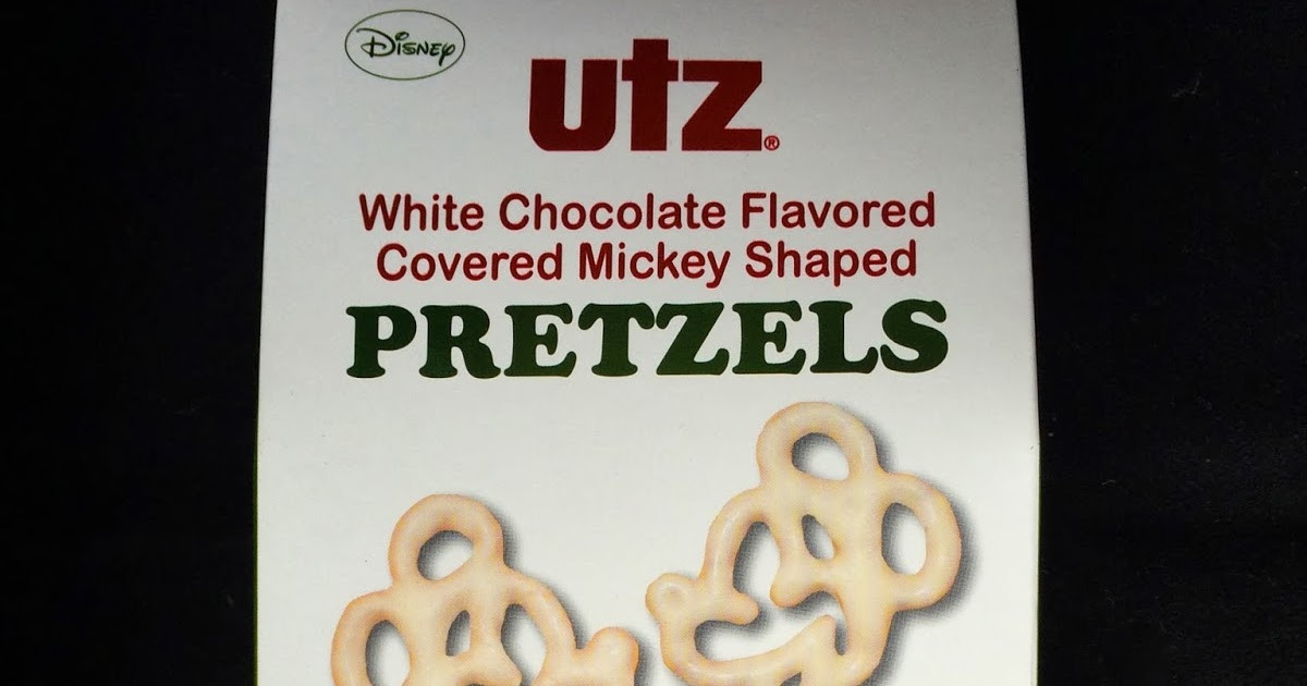 Utz Christmas Pretzels  Obsessive Sweets Christmas Aftermath and Overview Disney
