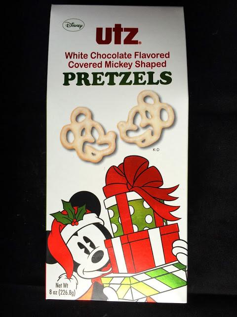 Utz Christmas Pretzels  Obsessive Sweets December 2013
