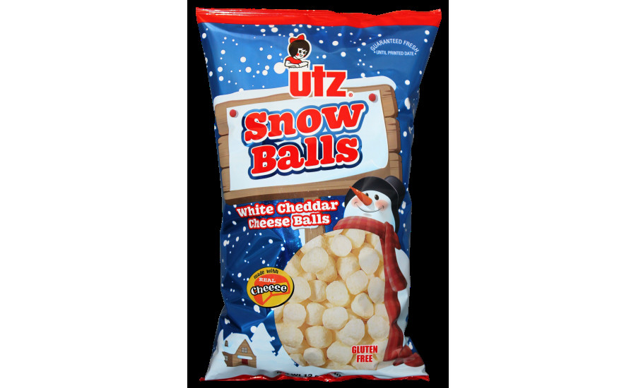 Utz Christmas Pretzels  Snack Food & Wholesale Bakery