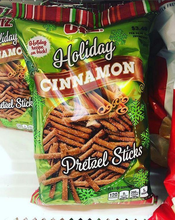Utz Christmas Pretzels  566 best Pretzels and Puffs images on Pinterest