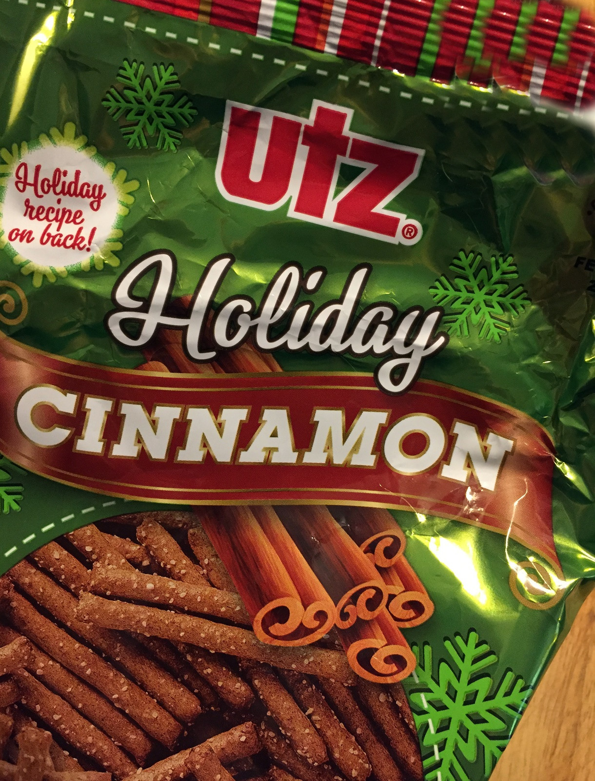 Utz Christmas Pretzels  Cooking with Anne
