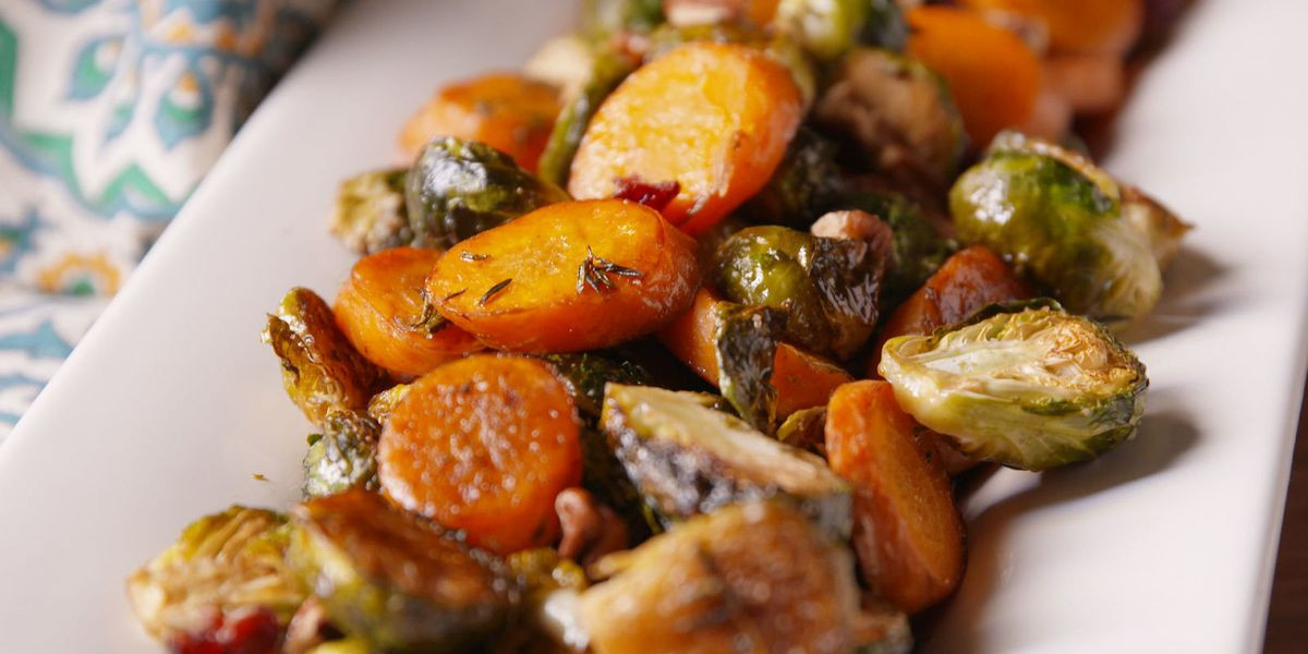 Vegetable Side Dishes For Thanksgiving  40 Easy Ve able Side Dishes Best Recipes for Veggie